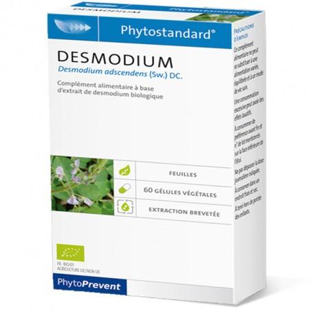 PhytoStandard DESMODIUM - 60 gélules - PHARMACIE VERTE - Herboristerie à Nantes depuis 1942 - Plantes en Vrac - Tisane - EPS - B