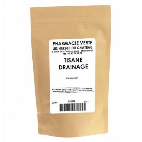DRAINAGE - 150GR - PHARMACIE VERTE - Herboristerie à Nantes depuis 1942 - Plantes en Vrac - Tisane - EPS - Homéopathie - Gemmoth