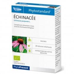 PhytoStandard ÉCHINACÉE - 20 gélules - PHARMACIE VERTE - Herboristerie à Nantes depuis 1942 - Plantes en Vrac - Tisane - EPS - B