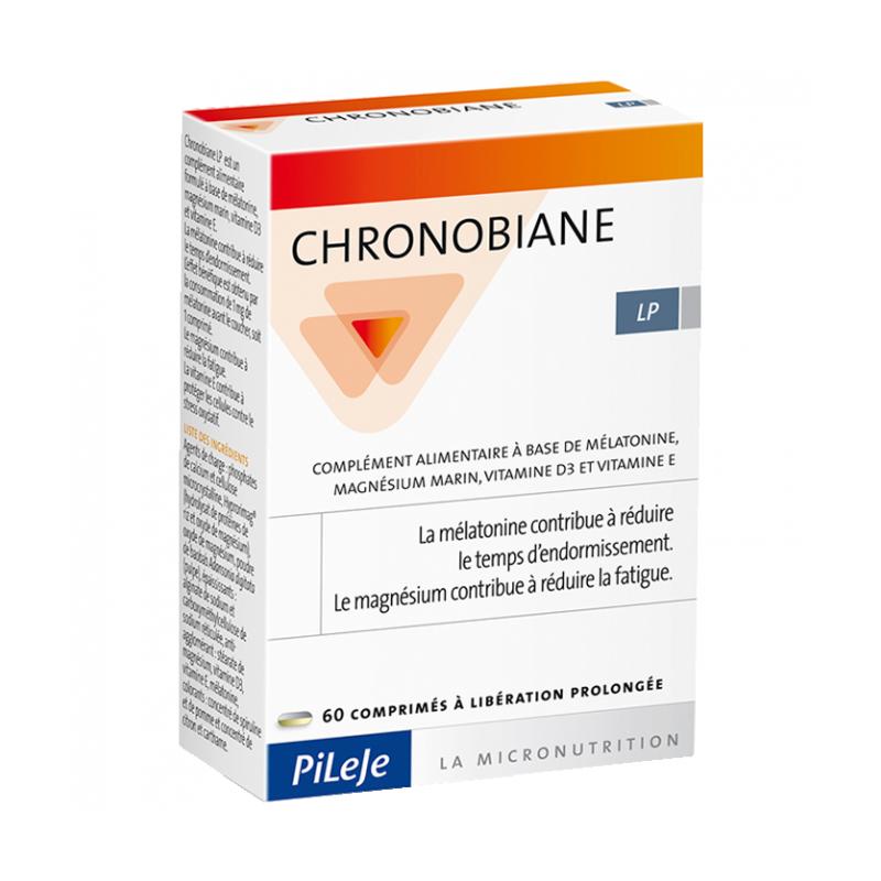 CHRONOBIANE LP - 60 comprimés - PHARMACIE VERTE - Herboristerie à Nantes depuis 1942 - Plantes en Vrac - Tisane - EPS - Homéopat