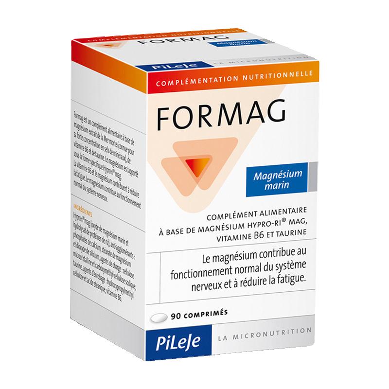 FORMAG - 90 comprimés - PHARMACIE VERTE - Herboristerie à Nantes depuis 1942 - Plantes en Vrac - Tisane - EPS - Homéopathie - Ge
