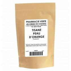 PEAU D'ORANGE - 150GR - PHARMACIE VERTE - Herboristerie à Nantes depuis 1942 - Plantes en Vrac - Tisane - EPS - Homéopathie - Ge