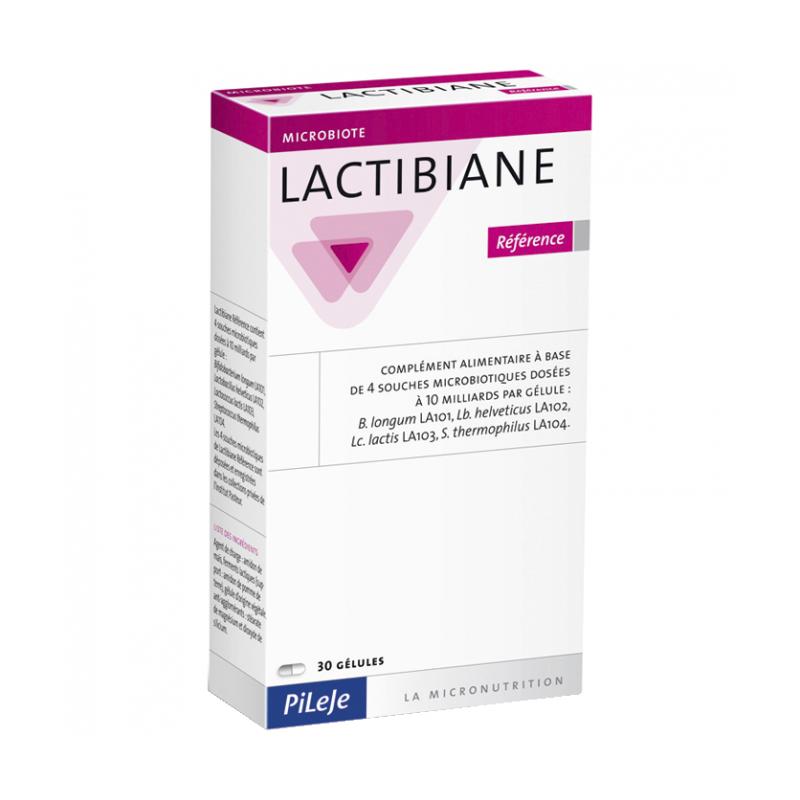 LACTIBIANE Référence - 30 gélules - PHARMACIE VERTE - Herboristerie à Nantes depuis 1942 - Plantes en Vrac - Tisane - EPS - Homé