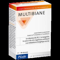 MULTIBIANE Age Protect - 30 gélules - PHARMACIE VERTE - Herboristerie à Nantes depuis 1942 - Plantes en Vrac - Tisane - EPS - Ho