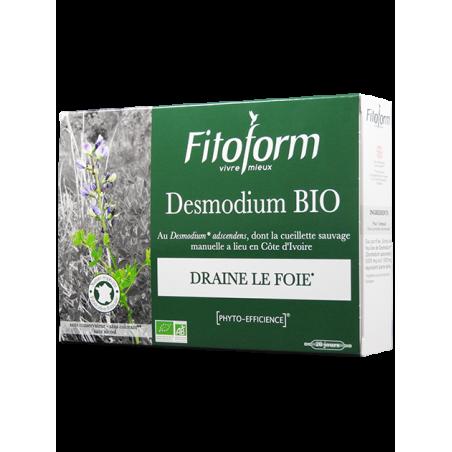 DESMODIUM Bio - 20 ampoules - PHARMACIE VERTE - Herboristerie à Nantes depuis 1942 - Plantes en Vrac - Tisane - EPS - Homéopathi