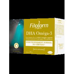 DHA Oméga 3  végétal - 60 capsules - PHARMACIE VERTE - Herboristerie à Nantes depuis 1942 - Plantes en Vrac - Tisane - EPS - Hom
