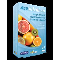 ACE SELENIUM - 30 gélules - PHARMACIE VERTE - Herboristerie à Nantes depuis 1942 - Plantes en Vrac - Tisane - EPS - Homéopathie