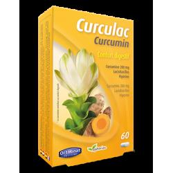 CURCULAC Curcumin - 60 gélules - PHARMACIE VERTE - Herboristerie à Nantes depuis 1942 - Plantes en Vrac - Tisane - EPS - Homéopa