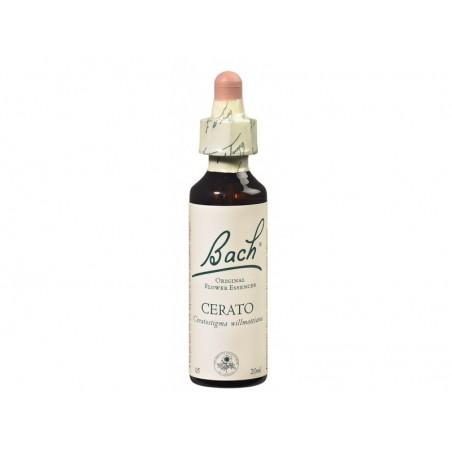 Fleur de Bach CERATO - 20ml - PHARMACIE VERTE - Herboristerie à Nantes depuis 1942 - Plantes en Vrac - Tisane - EPS - Homéopathi
