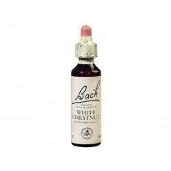 Fleur de Bach WHITE CHESTNUT - 20ml - PHARMACIE VERTE - Herboristerie à Nantes depuis 1942 - Plantes en Vrac - Tisane - EPS - Ho