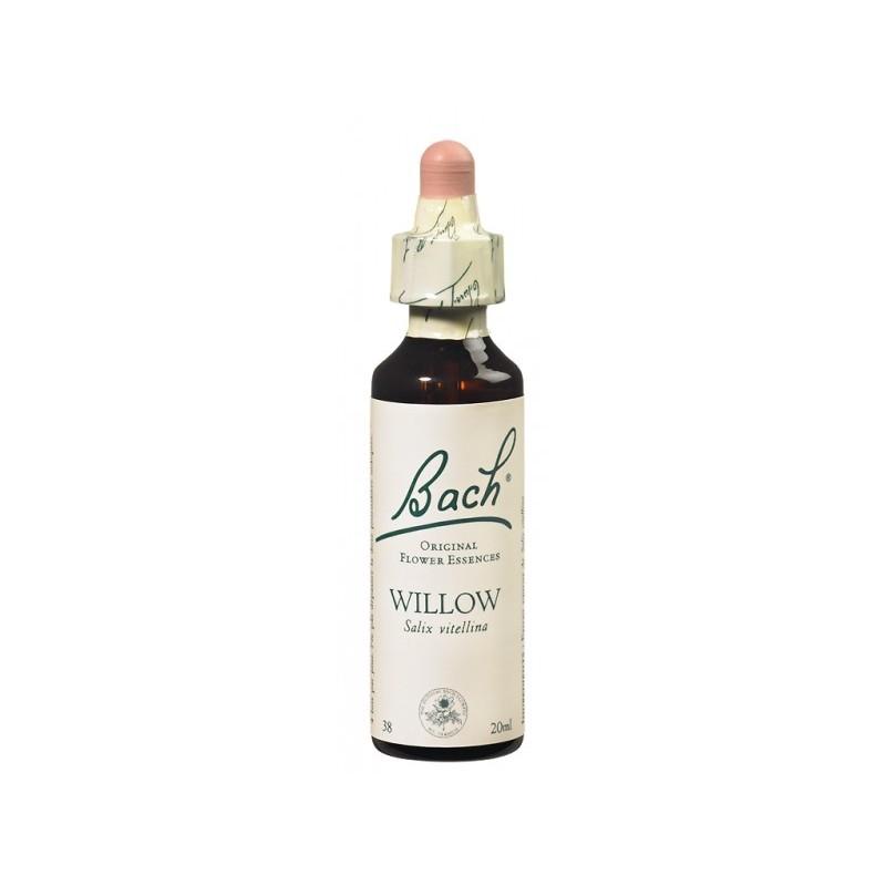 Fleur de Bach WILLOW - 20ml - PHARMACIE VERTE - Herboristerie à Nantes depuis 1942 - Plantes en Vrac - Tisane - EPS - Bourgeon -