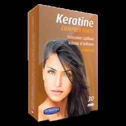 copy of KERATINE Complex Forte - 30 gélules - PHARMACIE VERTE - Herboristerie à Nantes depuis 1942 - Plantes en Vrac - Tisane -
