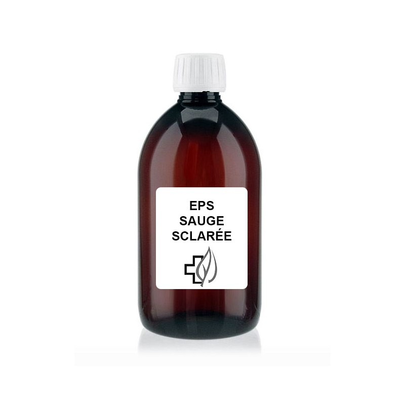 EPS SAUGE SCLARÉE PILEJE PhytoPrevent - PHARMACIE VERTE - Herboristerie à Nantes depuis 1942 - Plantes en Vrac - Tisane - EPS -
