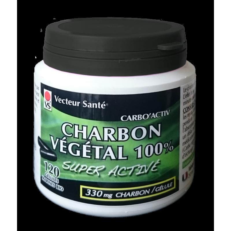 Charbon Végétal 100% Super Activé - Poudre 150gr - PHARMACIE VERTE - Herboristerie à Nantes depuis 1942 - Plantes en Vrac - Tisa