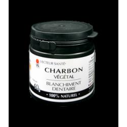 Charbon végétale Dentaire Poudre - PHARMACIE VERTE - Herboristerie à Nantes depuis 1942 - Plantes en Vrac - Tisane - EPS - Bourg