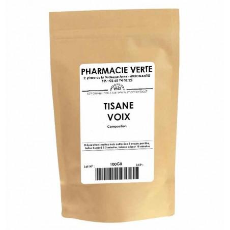 VOIX - 100GR - PHARMACIE VERTE - Herboristerie à Nantes depuis 1942 - Plantes en Vrac - Tisane - EPS - Homéopathie - Gemmotherap