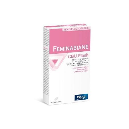 copy of FEMINABIANE CBU  - 28 gélules - PHARMACIE VERTE - Herboristerie à Nantes depuis 1942 - Plantes en Vrac - Tisane - EPS -