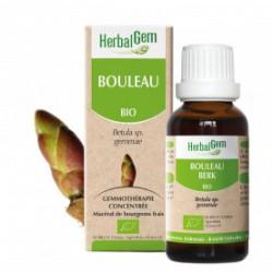 HERBALGEM BOULEAU - 30ml - PHARMACIE VERTE - Herboristerie à Nantes depuis 1942 - Plantes en Vrac - Tisane - EPS - Homéopathie -