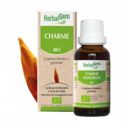HERBALGEM CHARME - 30ml - PHARMACIE VERTE - Herboristerie à Nantes depuis 1942 - Plantes en Vrac - Tisane - EPS - Bourgeon - Myc