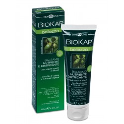 BIOKAP - Après Shampoing Nourrissant - 125ml - PHARMACIE VERTE - Herboristerie à Nantes depuis 1942 - Plantes en Vrac - Tisane -