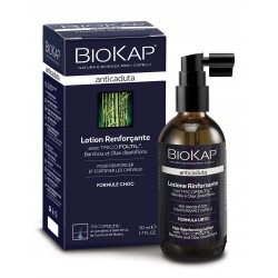BIOKAP - Lotion Renforçante - 50ml - PHARMACIE VERTE - Herboristerie à Nantes depuis 1942 - Plantes en Vrac - Tisane - EPS - Bou