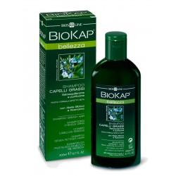 BIOKAP - Shampooing Cheveux Gras - 200ml - PHARMACIE VERTE - Herboristerie à Nantes depuis 1942 - Plantes en Vrac - Tisane - EPS