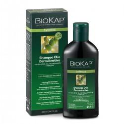 BIOKAP - Shampooing Huile Apaisant - 200ml - PHARMACIE VERTE - Herboristerie à Nantes depuis 1942 - Plantes en Vrac - Tisane - E