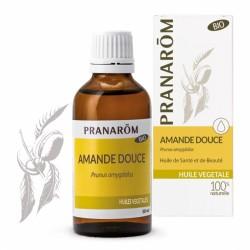 Amande Douce - HV Bio - 50ml - PHARMACIE VERTE - Herboristerie à Nantes depuis 1942 - Plantes en Vrac - Tisane - EPS - Bourgeon