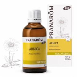Arnica - HV Bio - 50ml - PHARMACIE VERTE - Herboristerie à Nantes depuis 1942 - Plantes en Vrac - Tisane - EPS - Homéopathie - G