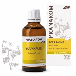 Bourrache - HV Bio - 50ml - PHARMACIE VERTE - Herboristerie à Nantes depuis 1942 - Plantes en Vrac - Tisane - EPS - Bourgeon - M