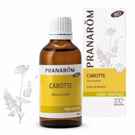 Carotte - HV Bio - 50ml - PHARMACIE VERTE - Herboristerie à Nantes depuis 1942 - Plantes en Vrac - Tisane - EPS - Homéopathie -
