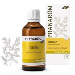 Jojoba - HV Bio - 50ml - PHARMACIE VERTE - Herboristerie à Nantes depuis 1942 - Plantes en Vrac - Tisane - EPS - Bourgeon - Myco