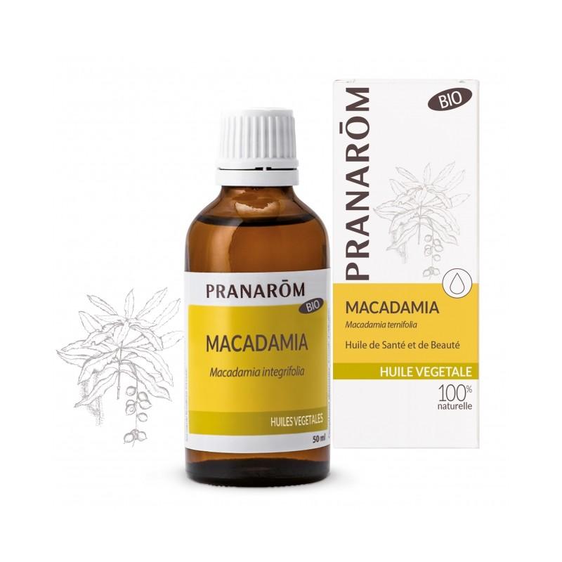 Macadamia - HV Bio - 50ml - PHARMACIE VERTE - Herboristerie à Nantes depuis 1942 - Plantes en Vrac - Tisane - EPS - Homéopathie