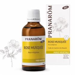 Rose Musquée - HV Bio - 50ml - PHARMACIE VERTE - Herboristerie à Nantes depuis 1942 - Plantes en Vrac - Tisane - EPS - Homéopath