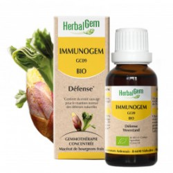 HERBALGEM IMMUNOGEM - 30ml - PHARMACIE VERTE - Herboristerie à Nantes depuis 1942 - Plantes en Vrac - Tisane - EPS - Homéopathie