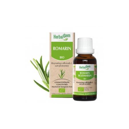 HERBALGEM ROMARIN - 30ml - PHARMACIE VERTE - Herboristerie à Nantes depuis 1942 - Plantes en Vrac - Tisane - EPS - Homéopathie -