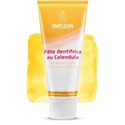 Pâte Dentifrice Calendula - 75ml - PHARMACIE VERTE - Herboristerie à Nantes depuis 1942 - Plantes en Vrac - Tisane - EPS - Homéo