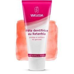 Pâte Dentifrice Ratanhia- 75ml - PHARMACIE VERTE - Herboristerie à Nantes depuis 1942 - Plantes en Vrac - Tisane - EPS - Homéopa