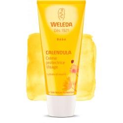 Crème Protectrice Visage au Calendula -50ml - PHARMACIE VERTE - Herboristerie à Nantes depuis 1942 - Plantes en Vrac - Tisane -