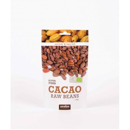 Cacao Fèves - 200GR - PHARMACIE VERTE - Herboristerie à Nantes depuis 1942 - Plantes en Vrac - Tisane - EPS - Bourgeon - Mycothé