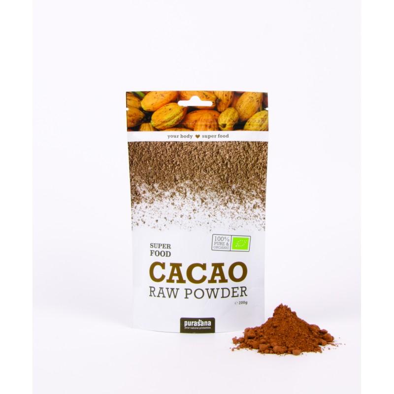 Cacao Poudre - 200GR - PHARMACIE VERTE - Herboristerie à Nantes depuis 1942 - Plantes en Vrac - Tisane - EPS - Bourgeon - Mycoth