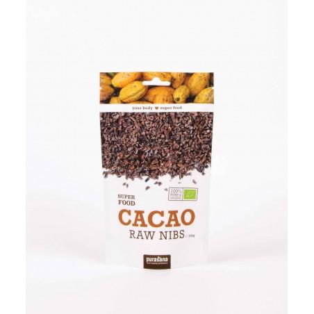 Cacao Eclats - 200GR - PHARMACIE VERTE - Herboristerie à Nantes depuis 1942 - Plantes en Vrac - Tisane - EPS - Homéopathie - Gem