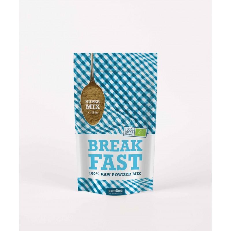Break Fast - Mix Petit Dejeuner - 250GR - PHARMACIE VERTE - Herboristerie à Nantes depuis 1942 - Plantes en Vrac - Tisane - EPS