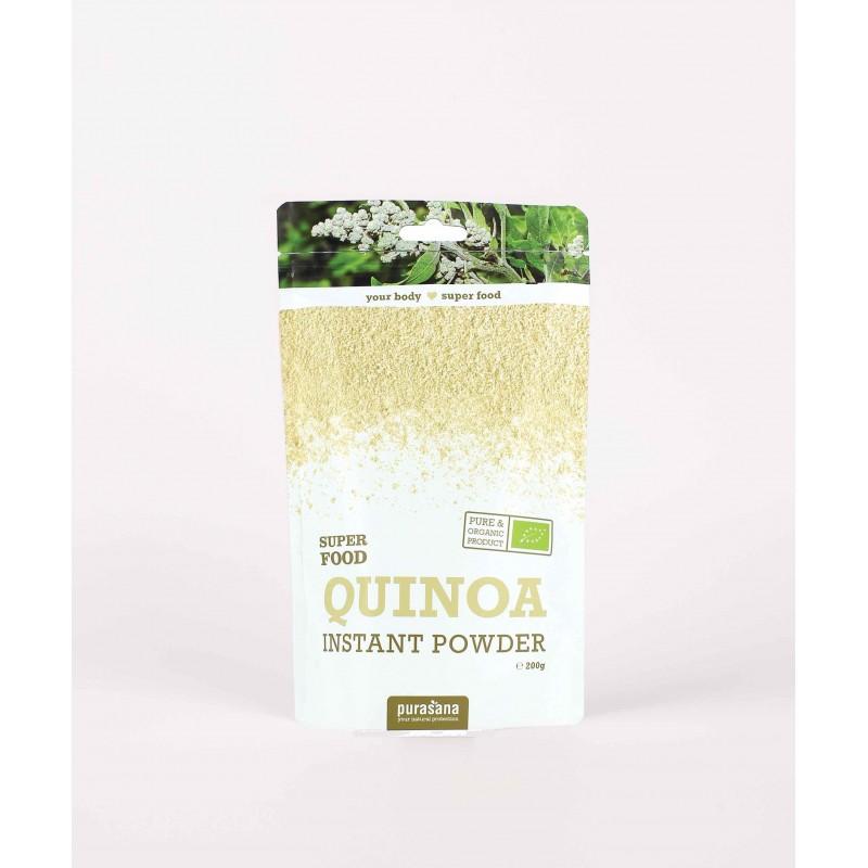 Quinoa Poudre - 200GR - PHARMACIE VERTE - Herboristerie à Nantes depuis 1942 - Plantes en Vrac - Tisane - EPS - Homéopathie - Ge