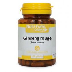 Gingeng Rouge - 200 Gélules - PHARMACIE VERTE - Herboristerie à Nantes depuis 1942 - Plantes en Vrac - Tisane - EPS - Homéopathi