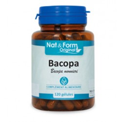 Bacopa - 200 Gélules - PHARMACIE VERTE - Herboristerie à Nantes depuis 1942 - Plantes en Vrac - Tisane - EPS - Homéopathie - Gem