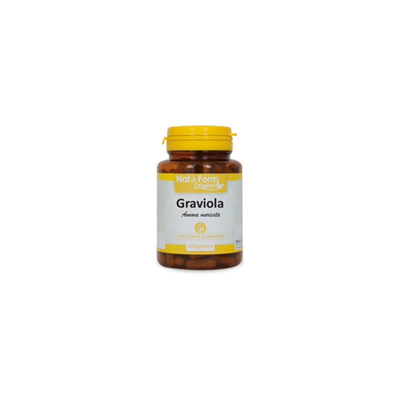 Graviola - 200 Gélules - PHARMACIE VERTE - Herboristerie à Nantes depuis 1942 - Plantes en Vrac - Tisane - EPS - Homéopathie - G