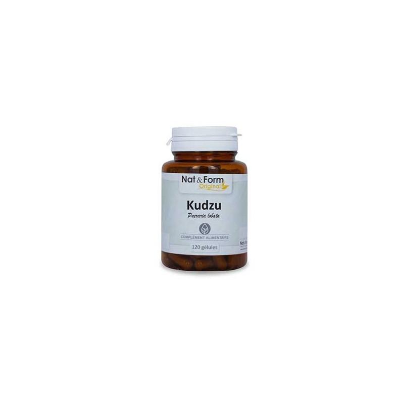 Kudzu - 200 Gélules - PHARMACIE VERTE - Herboristerie à Nantes depuis 1942 - Plantes en Vrac - Tisane - EPS - Bourgeon - Mycothé