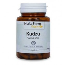 Kudzu - 120 Gélules - PHARMACIE VERTE - Herboristerie à Nantes depuis 1942 - Plantes en Vrac - Tisane - EPS - Homéopathie - Gemm