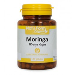 Moringa - 200 Gélules - PHARMACIE VERTE - Herboristerie à Nantes depuis 1942 - Plantes en Vrac - Tisane - EPS - Bourgeon - Mycot